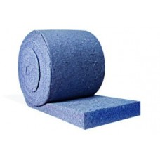 Textile sound and heat insulation